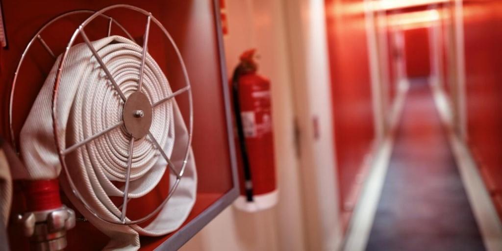 La réglementation pour prévenir des incendies est obligatoire