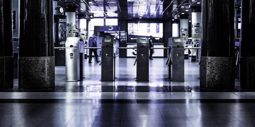 Les tourniquets : un moyen de contrôler l'accès des personnes en entreprise